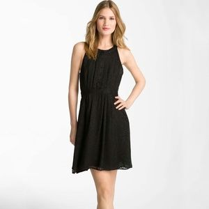 ❣️THEORY Keresa - Abstract Burnout Dress